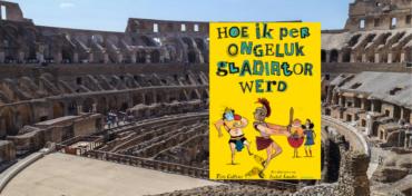 recensie hoe ik per ongeluk gladiator werd