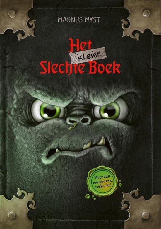 Cover van Het Kleine Slechte Boek