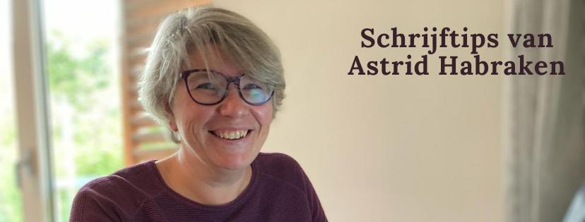 schrijftips van Astrid Habraken