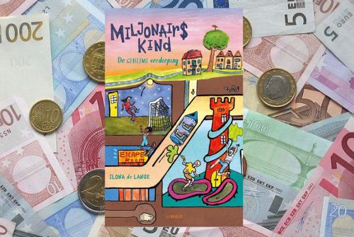 Recensie Miljonairskind - De geheime verdieping