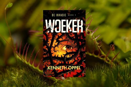 recensie Woeker door Kenneth Oppel