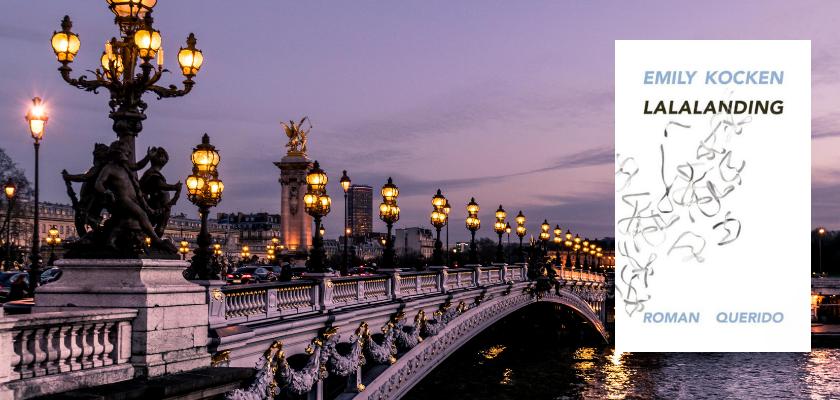 Lalalanding Seine Parijs