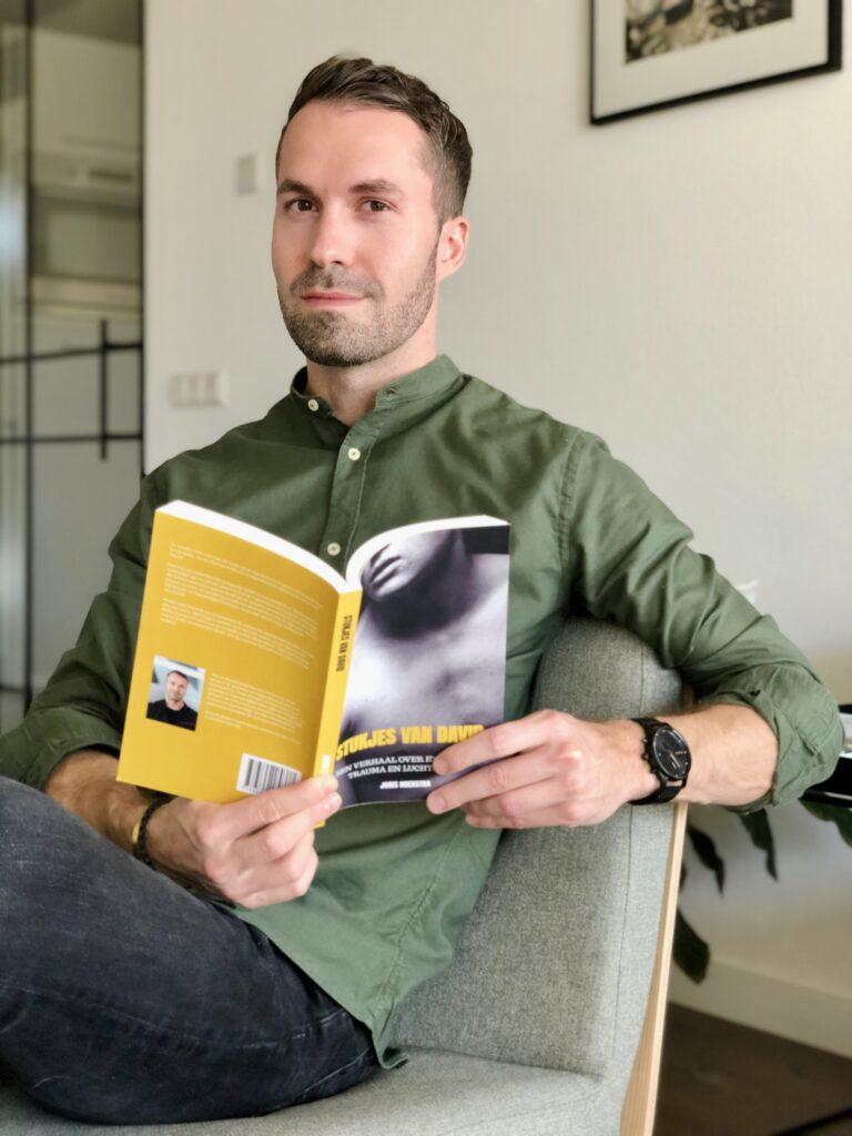 Joris Hoekstra auteursfoto