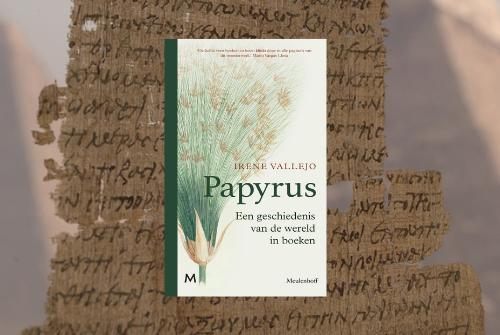 Recensie Papyrus van Irene Vallejo